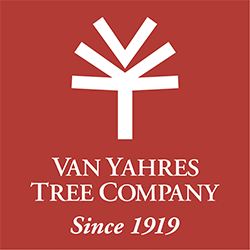 Van Yahres Tree Company Logo